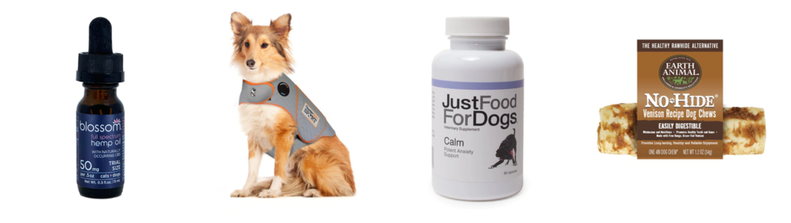 Click here for products that help calm your pet